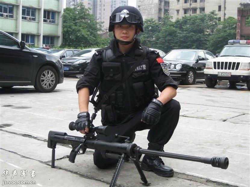 重庆的装备也太杂了吧 数数看有几种