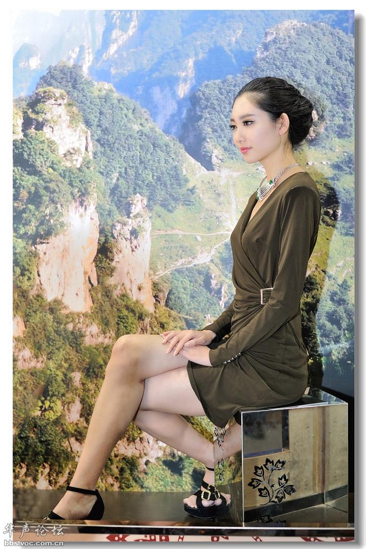 女人大尺度11p�_【转】高贵有气质珠宝女人 【11p】