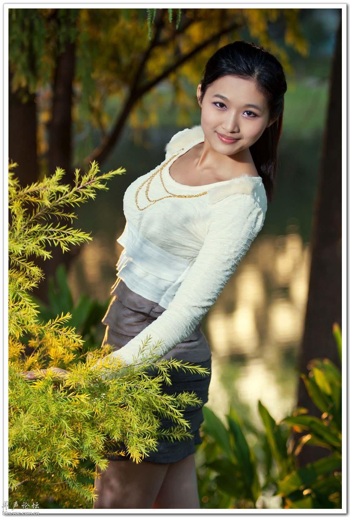 美女陈华 - 春色满园 - 春色满园