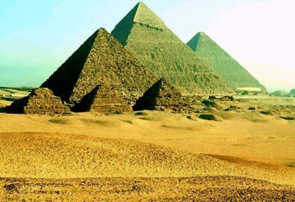 埃及吉萨金字塔群   埃及吉萨金字塔群的最终神秘面纱有...