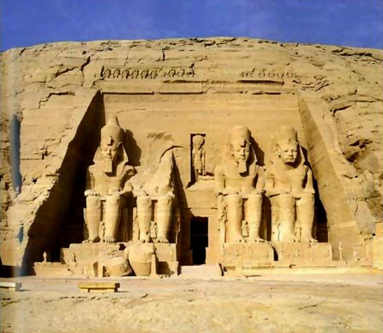 古埃及金字塔灵异事件
