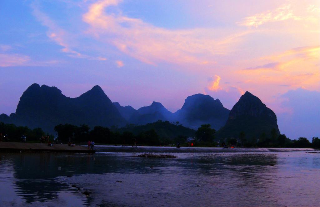 桂林山水风景图片壁纸_55壁纸大全