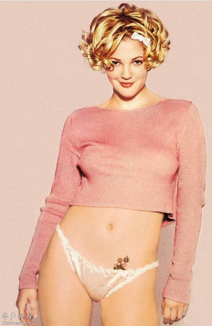 Photo of Drew Barrymore.