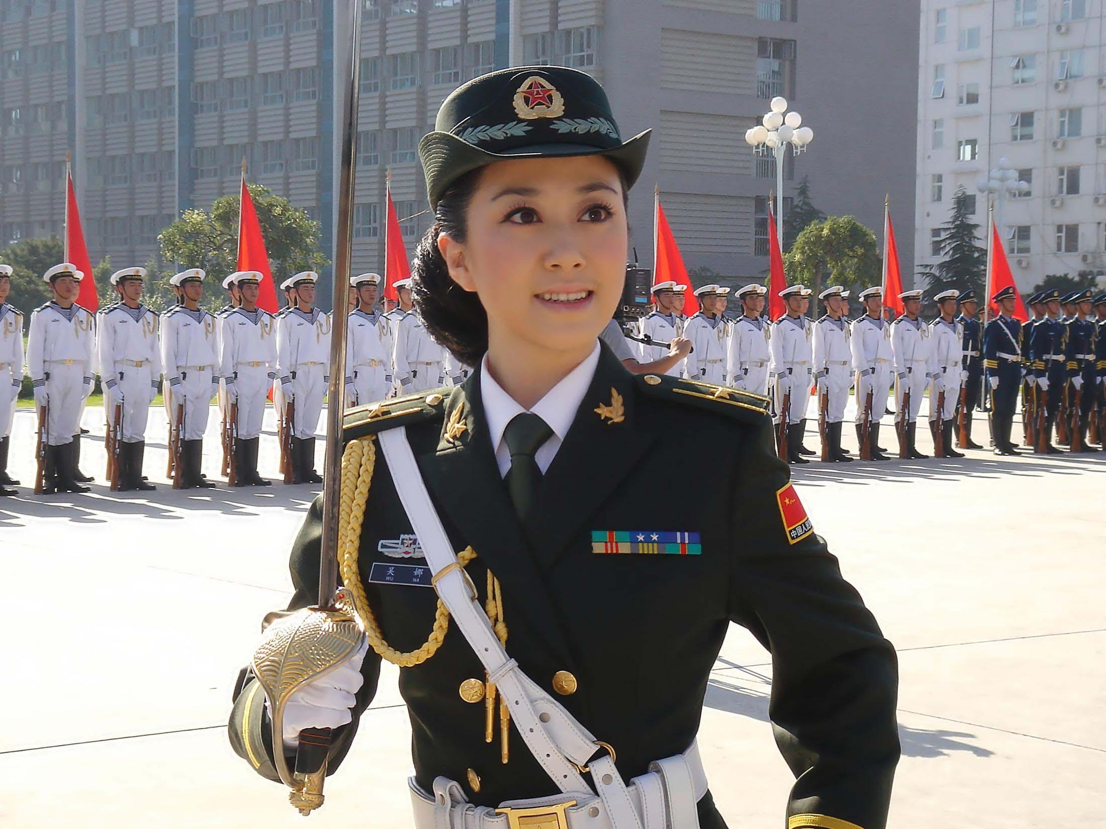 总政歌舞团吴娜