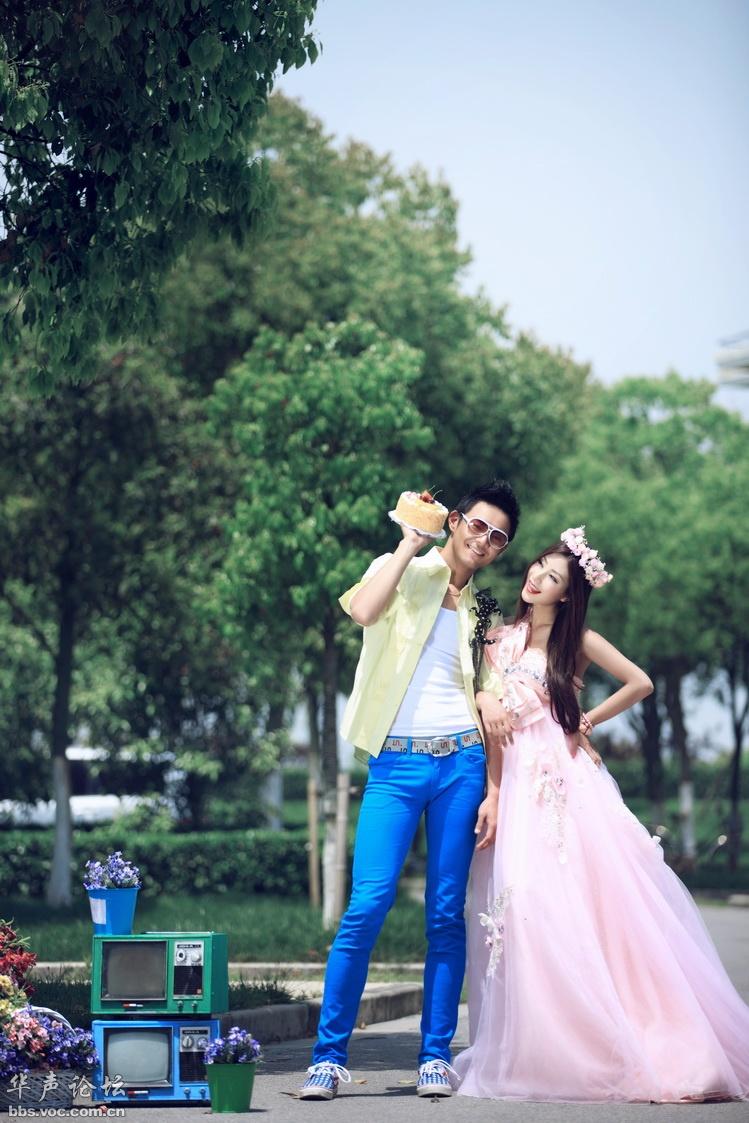 2012婚纱摄影风格流行趋势