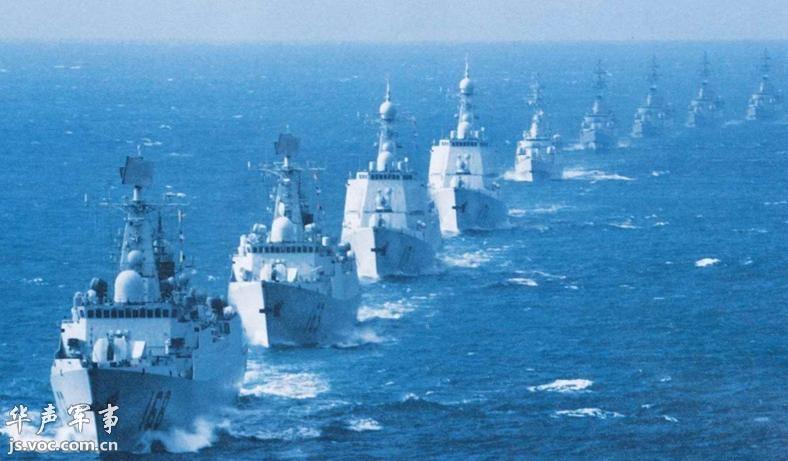 核潜艇赴南海 解放军真要打?