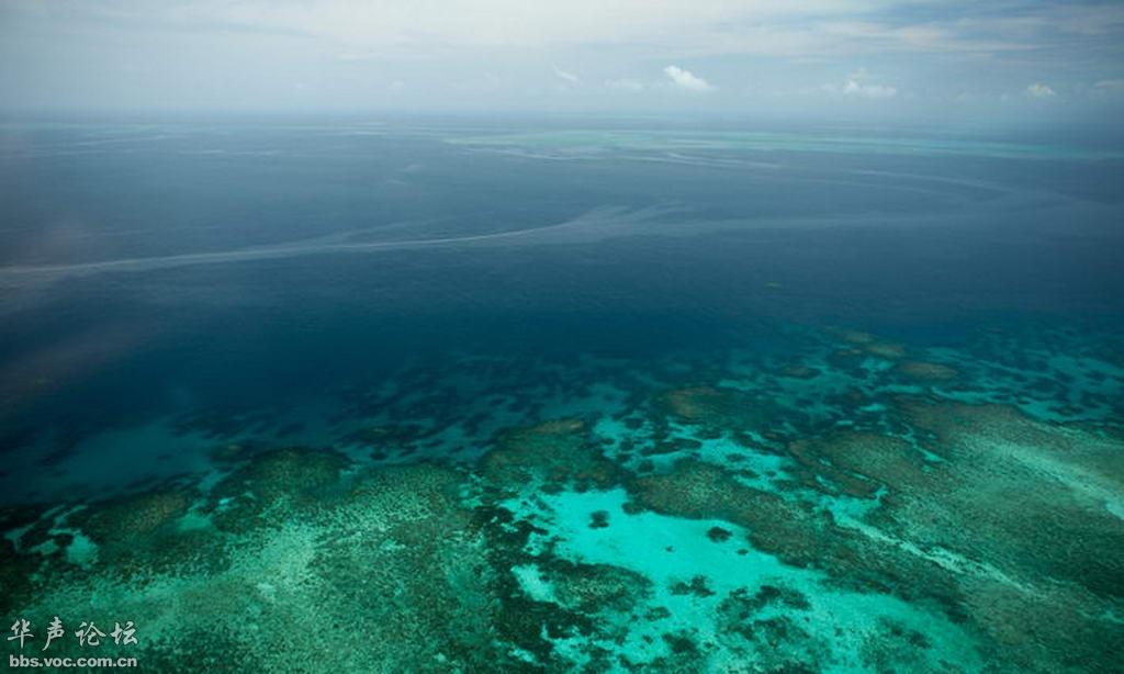 澳大利亚 凯恩斯大堡礁