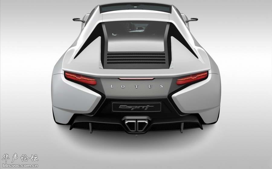 莲花斯路特斯思哲 Lotus Esprit图片