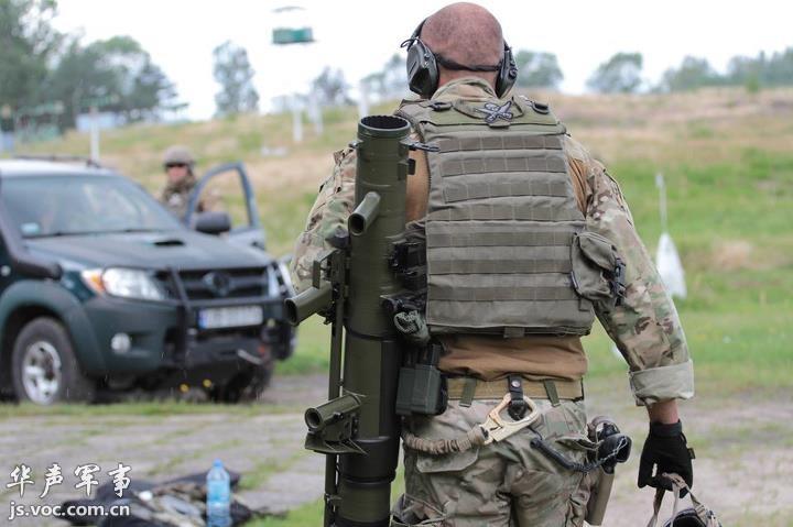 波兰海军特种部队,装备可媲美美军