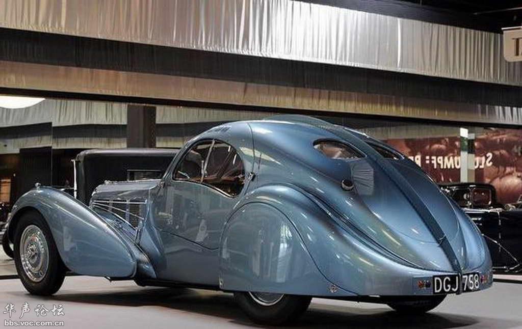 全球最贵跑车布加迪威龙