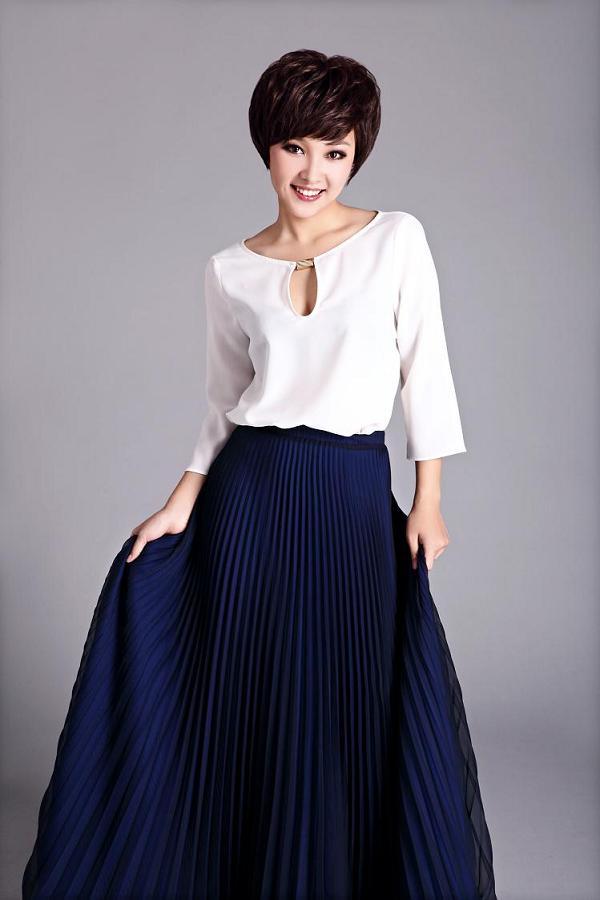 中国最美女校长 绝色美女 教育诗篇推荐 绝美