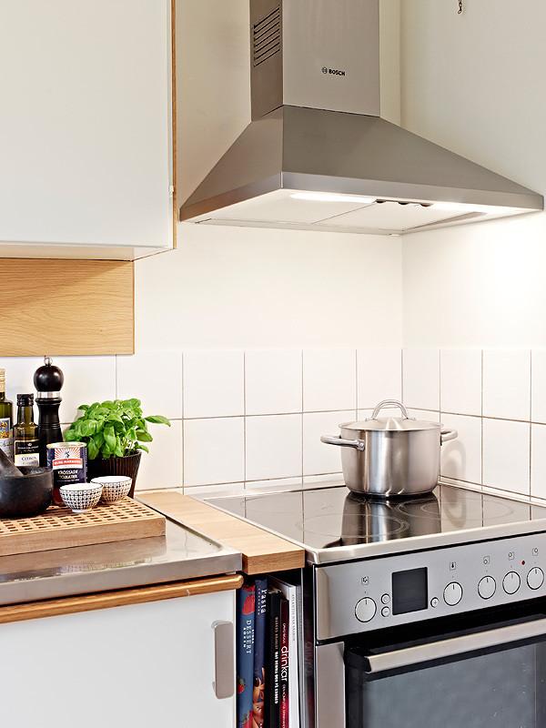 北欧风格简易装修小户型住宅