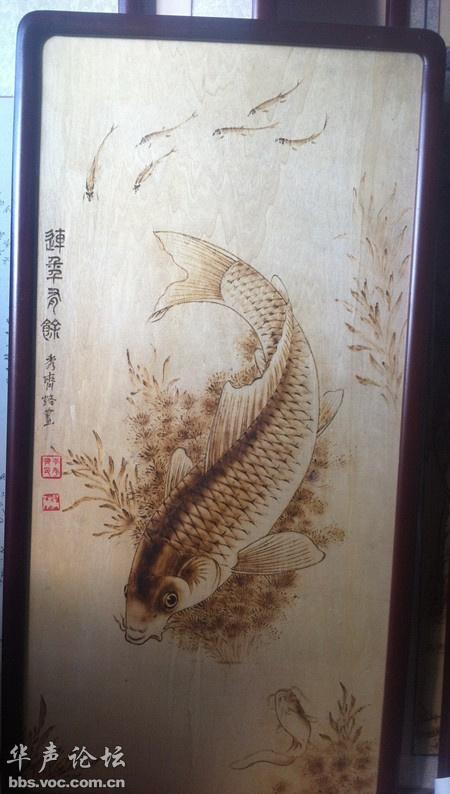 各种 葫芦烙画 木板烙画