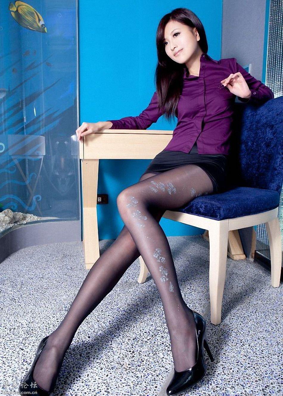 靓丽腿模图片
