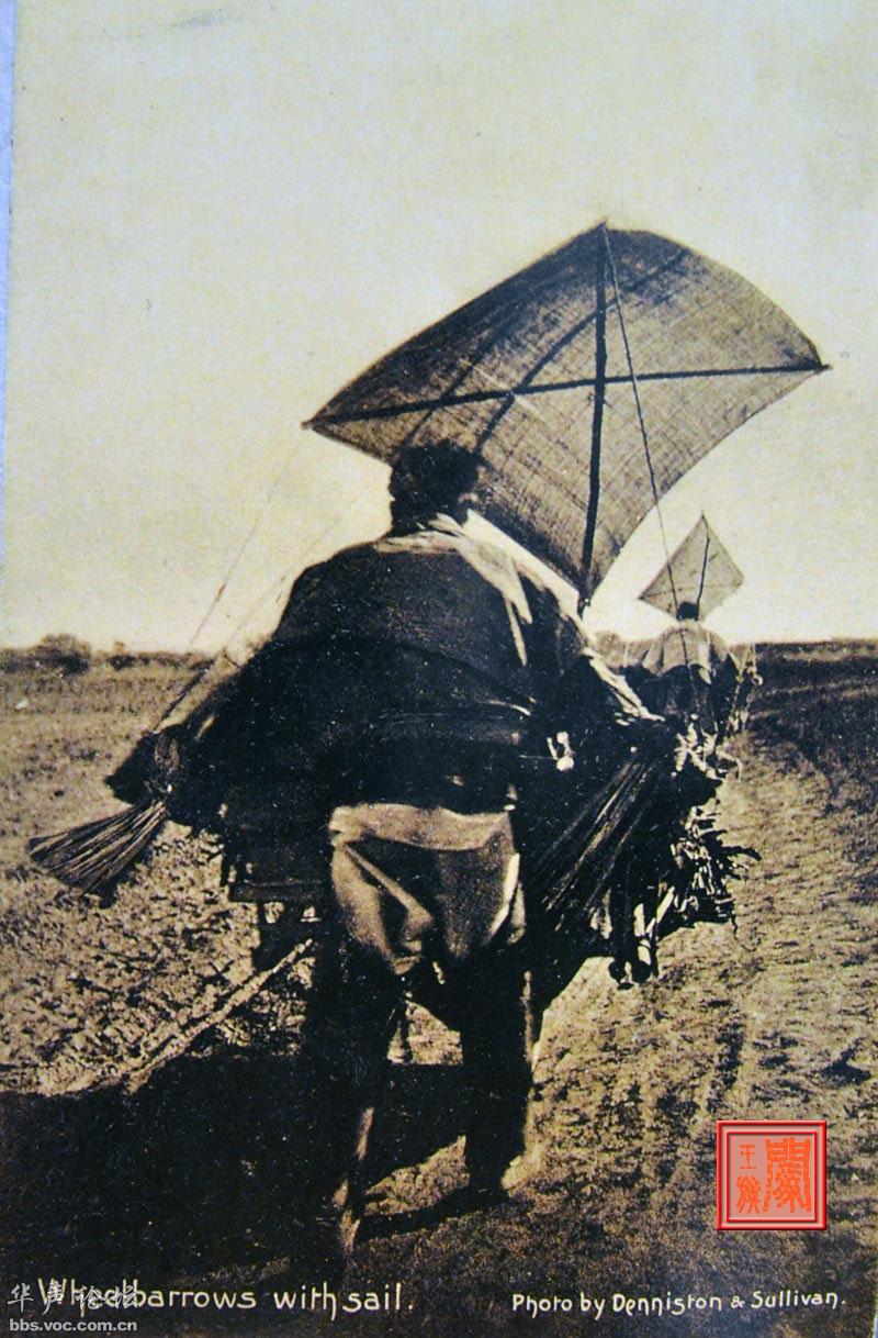 百年前的骆驼祥子