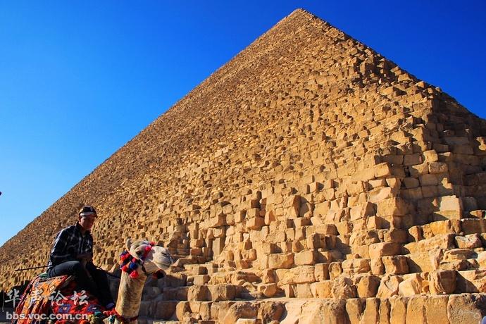 胡夫金字塔讲诉古埃及人追求永生的故事