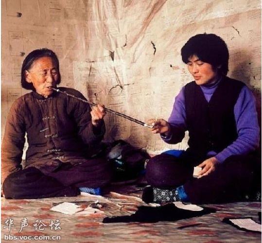 馨的上世纪七,八十年代东北农村老照片
