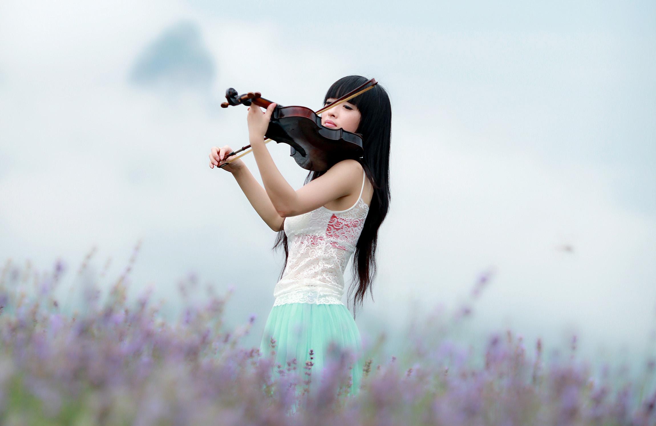 转编:小提琴曲——《五月的回忆》(音画图文) - 文匪 - 文匪的博客