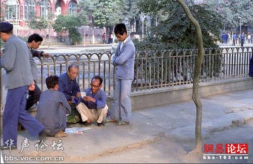 0年前老广州的珍贵彩色照片图片