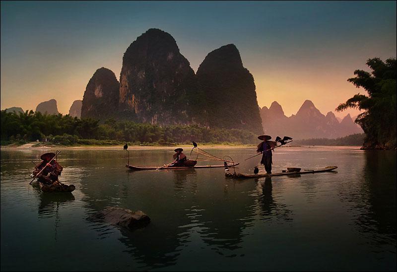 桂林山水及风土人情