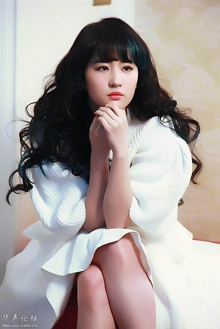 美女明星 刘亦菲