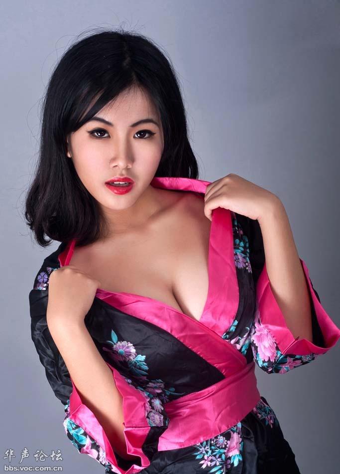 和服与旗袍 美女贴图