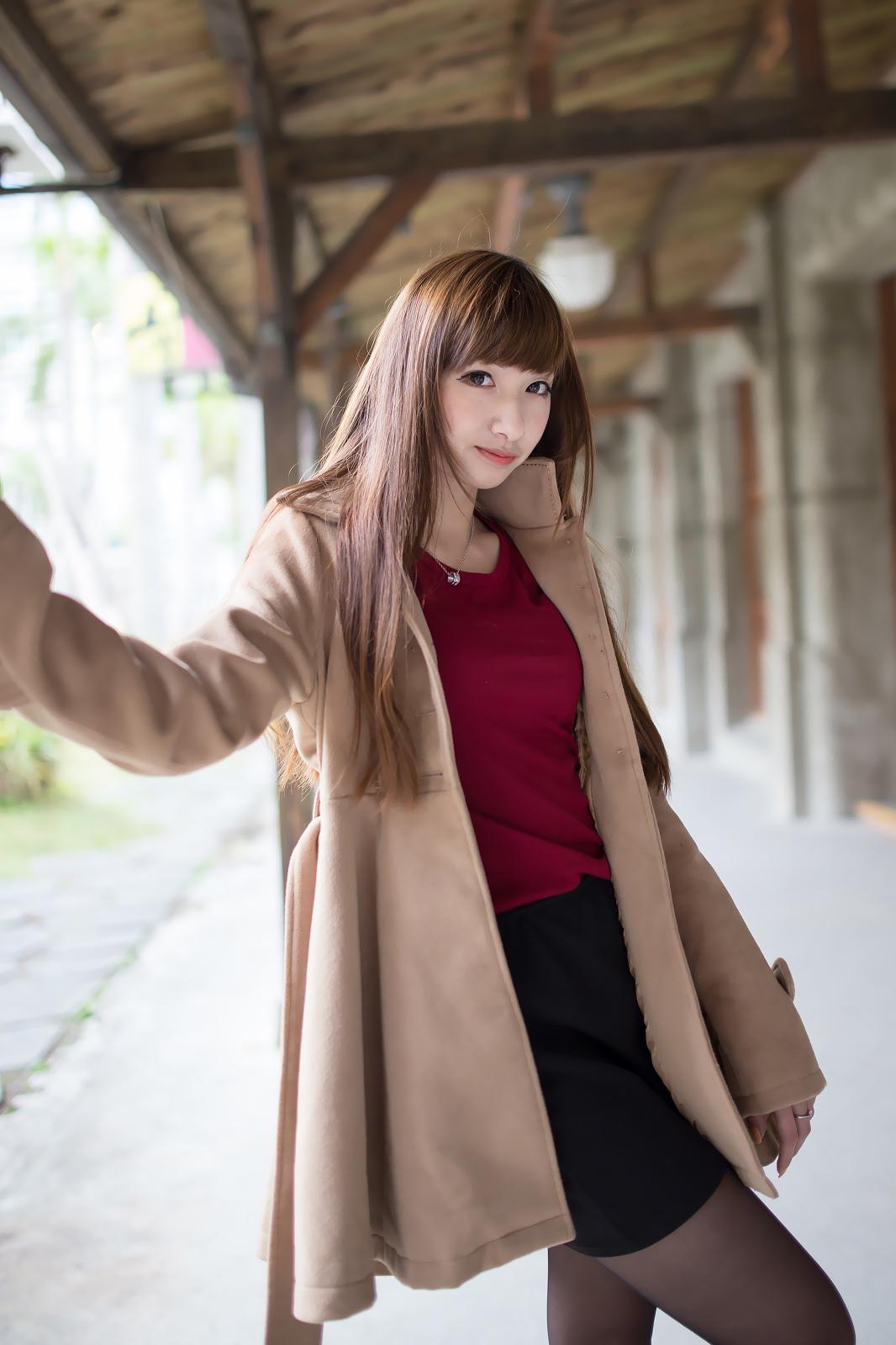 黑丝美女——古小君 [51P] - 热鸟论坛
