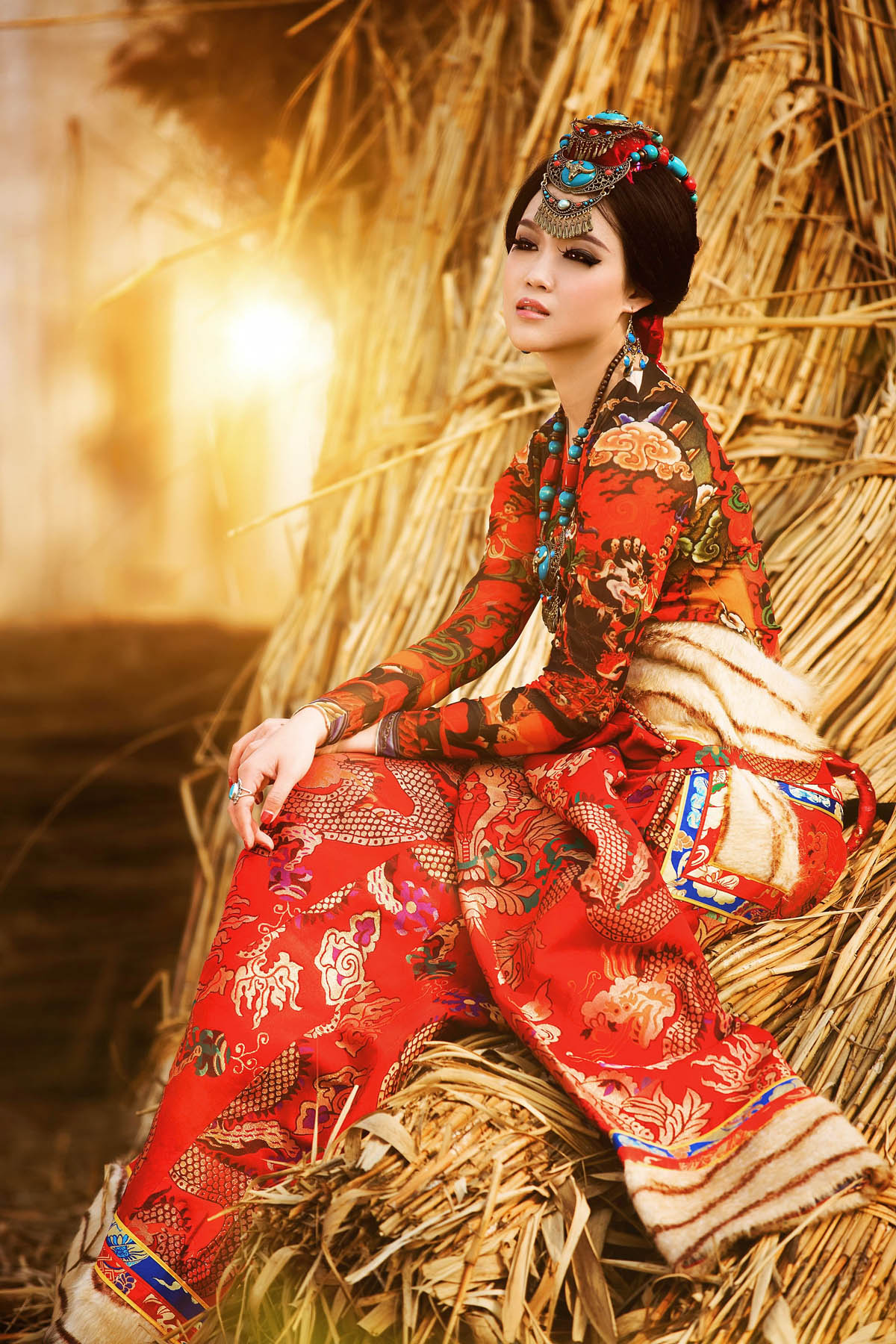 响彻草原的辽阔绵长的女中音 降央卓玛《诺言 2CD》- 无忧女 - 无忧女的博客