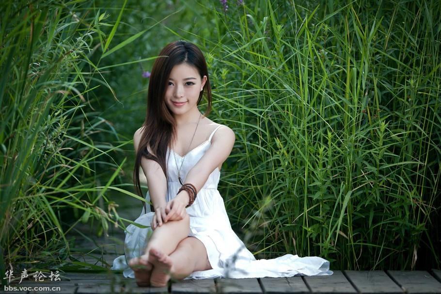 【千娇百媚】白衣仙子 美女贴图