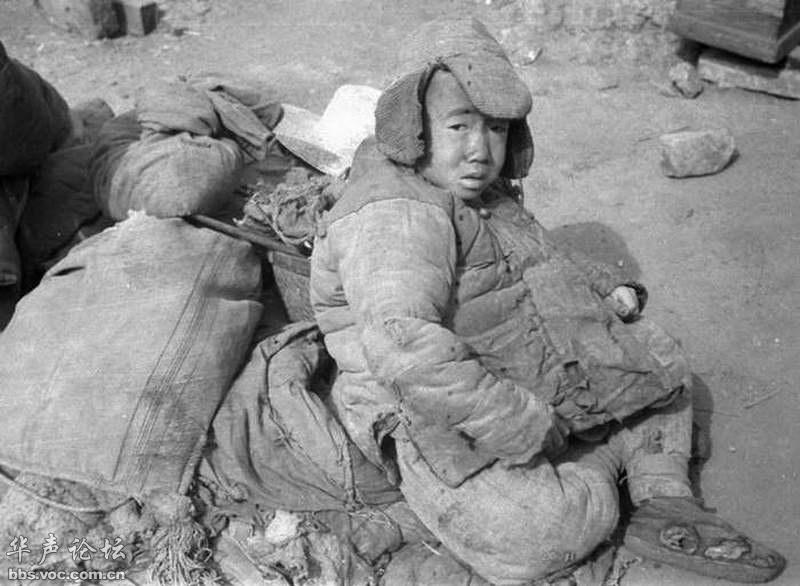 1942 大饥荒中的孩子