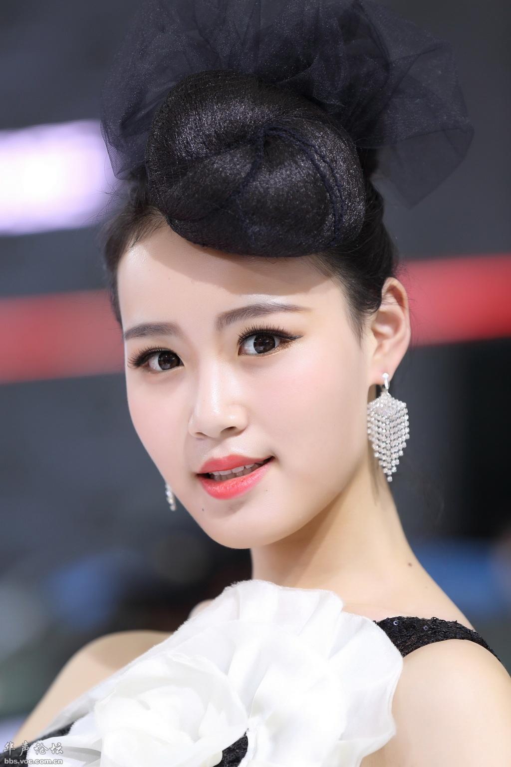日本车模被打_只看车模不看车,2014北京车展模特 - 美女贴图 - 华声论坛