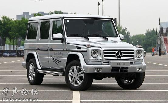 奔驰将推出新款G级SUV高清图片