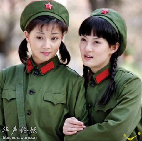中国人民解放军65式军服 一个时代的象征图片