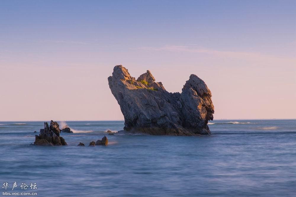 赏滨海奇石风光,感自然人文之美
