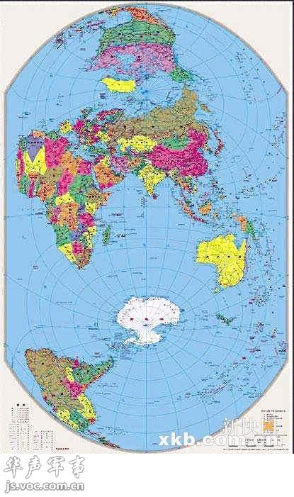 竖版世界地图下载图片