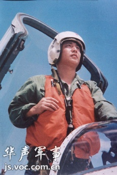 中国海军航空兵飞行员王伟-海军司令为啥对美 踢馆 放狠话