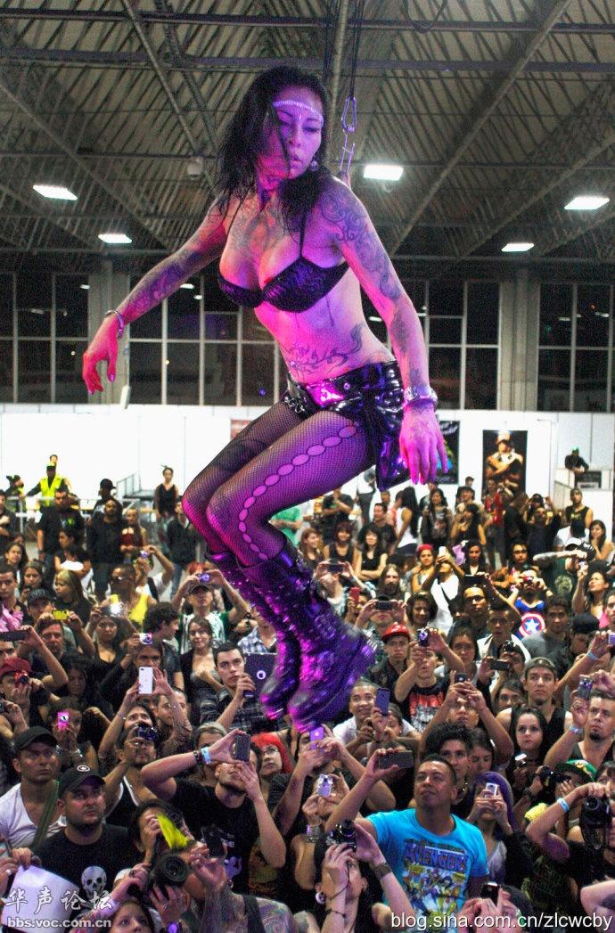 2013 哥伦比亚纹身博览会