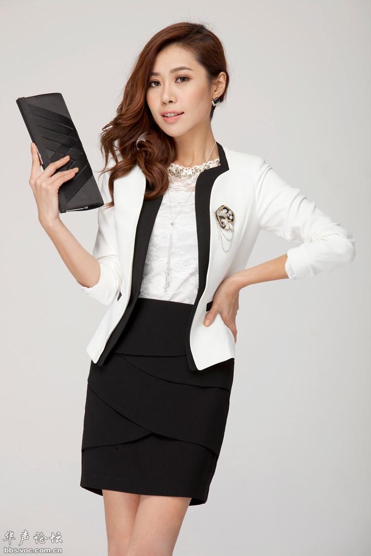 韩版新款女装性感显瘦休闲套装