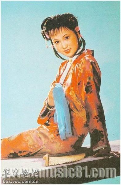 现代女扮男装图片_从老照片看——当年1987年电视连续剧《红楼梦》选女主角试妆照 ...