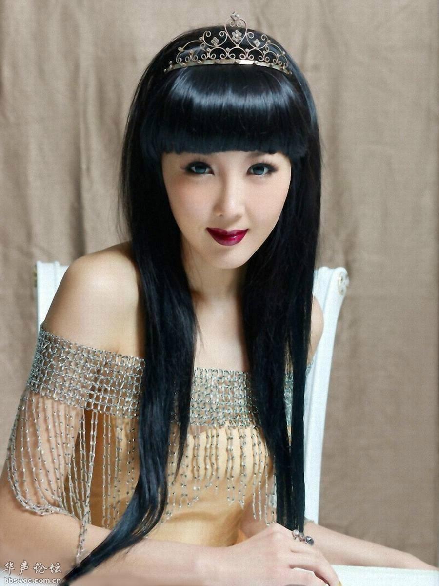 蒙古女歌手 阿茹娜
