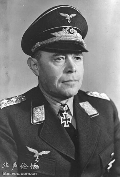 二战纳粹德国的元帅们