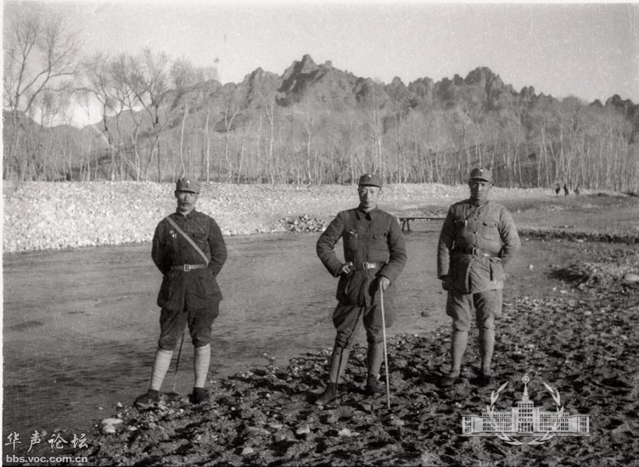 从老照片看--中国军事博物馆珍藏的抗日战争珍
