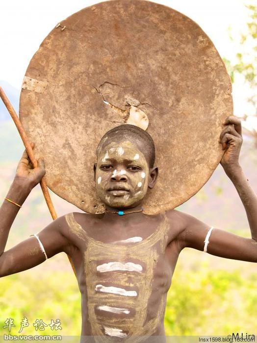 怪异的非洲 二