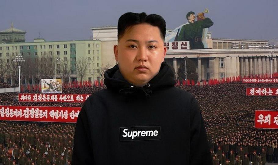 外国网站PS各国领导人 最炫街头风图片