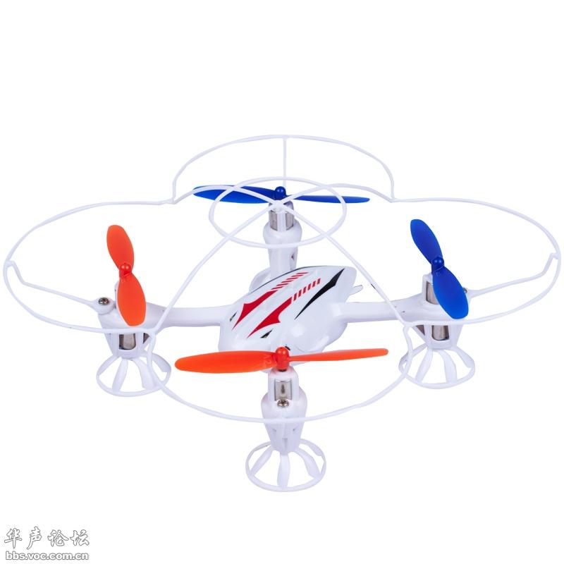 翻四轴飞行器 遥控飞机直升机无人机 四旋翼飞碟