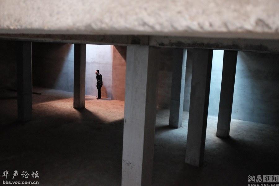 北京四合院私挖地下室成风 (15)