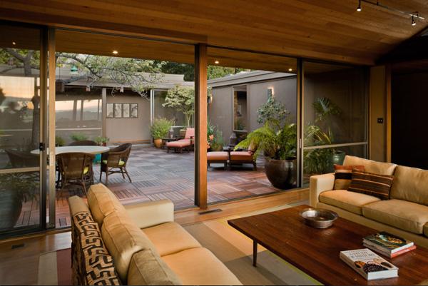 创意私家庭院花园设计素材
