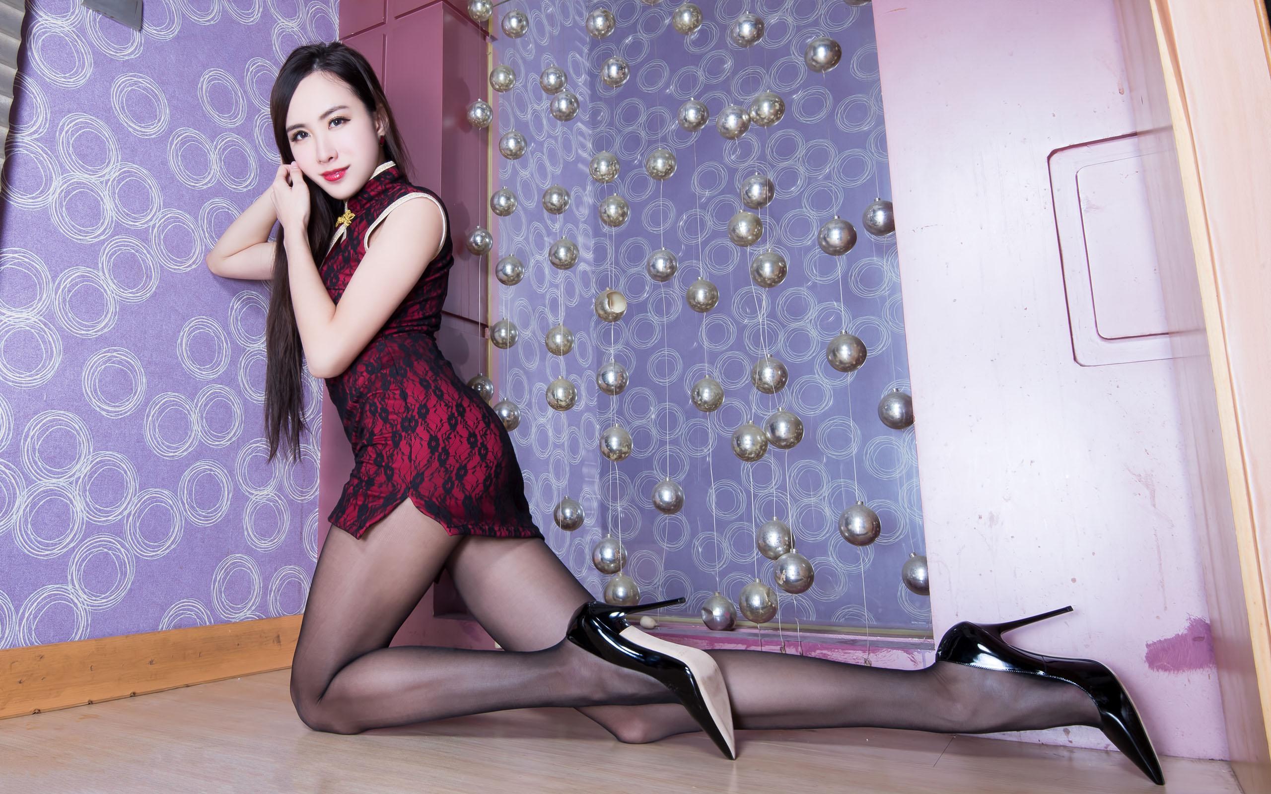 臺灣美模旗袍秀 - 花開有聲 - 花開有聲的博客