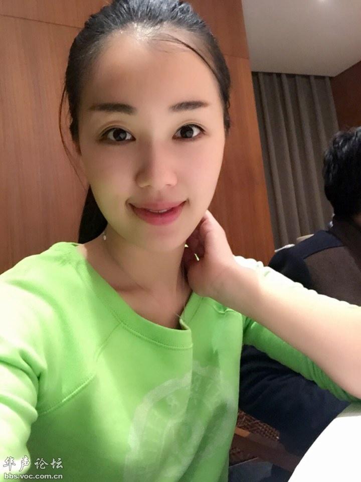 公司的华裔女主管