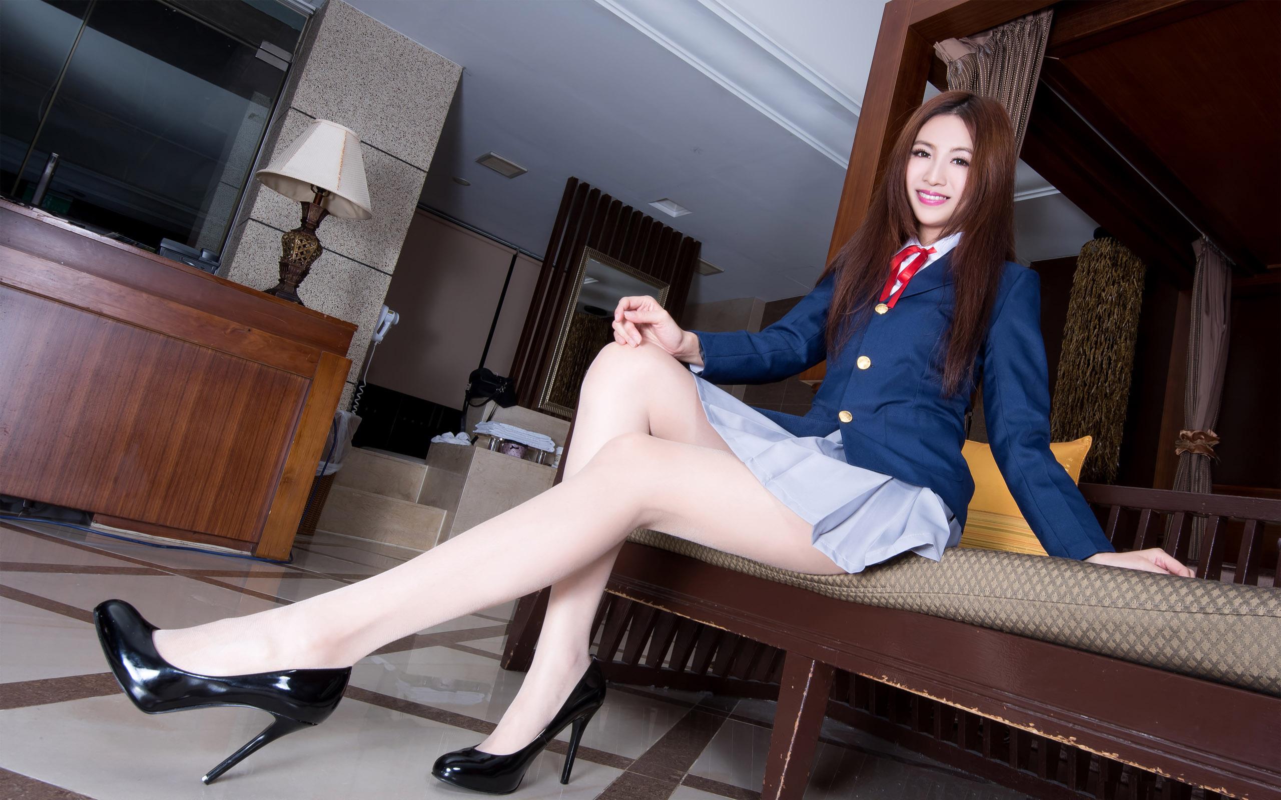 臺灣美腿美女24 - 花開有聲 - 花開有聲